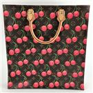 LOUIS VUITTON CHERRY SAC PLAT BAG LIMITED